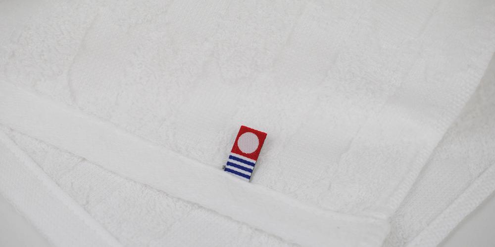 今治産タオル HAIKARA[ハイカラ] ジャガード織り フェイスタオル