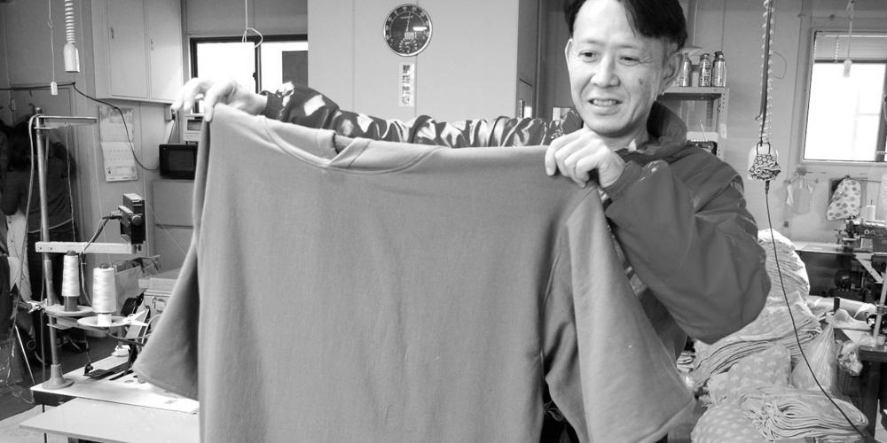 日本の職人がつくるサーフポンチョ kainalu